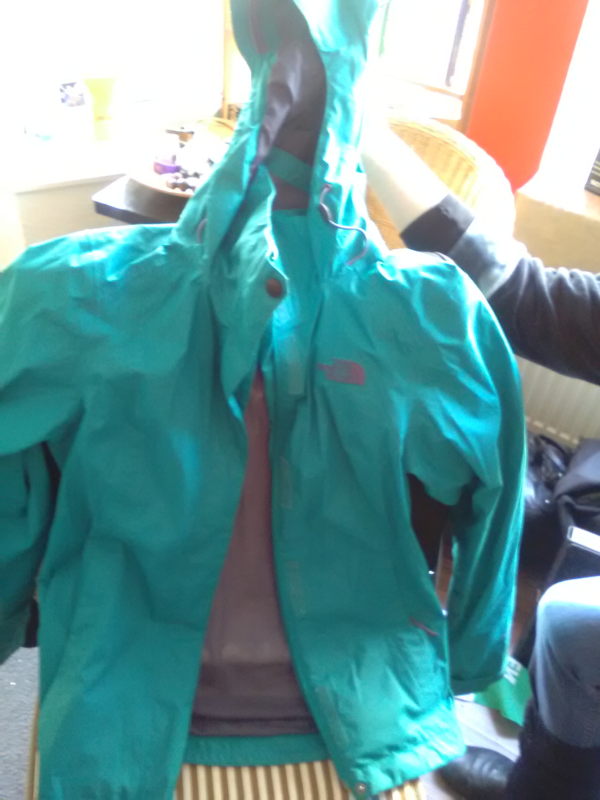 Outdoorjacke S The North Face kostenlos