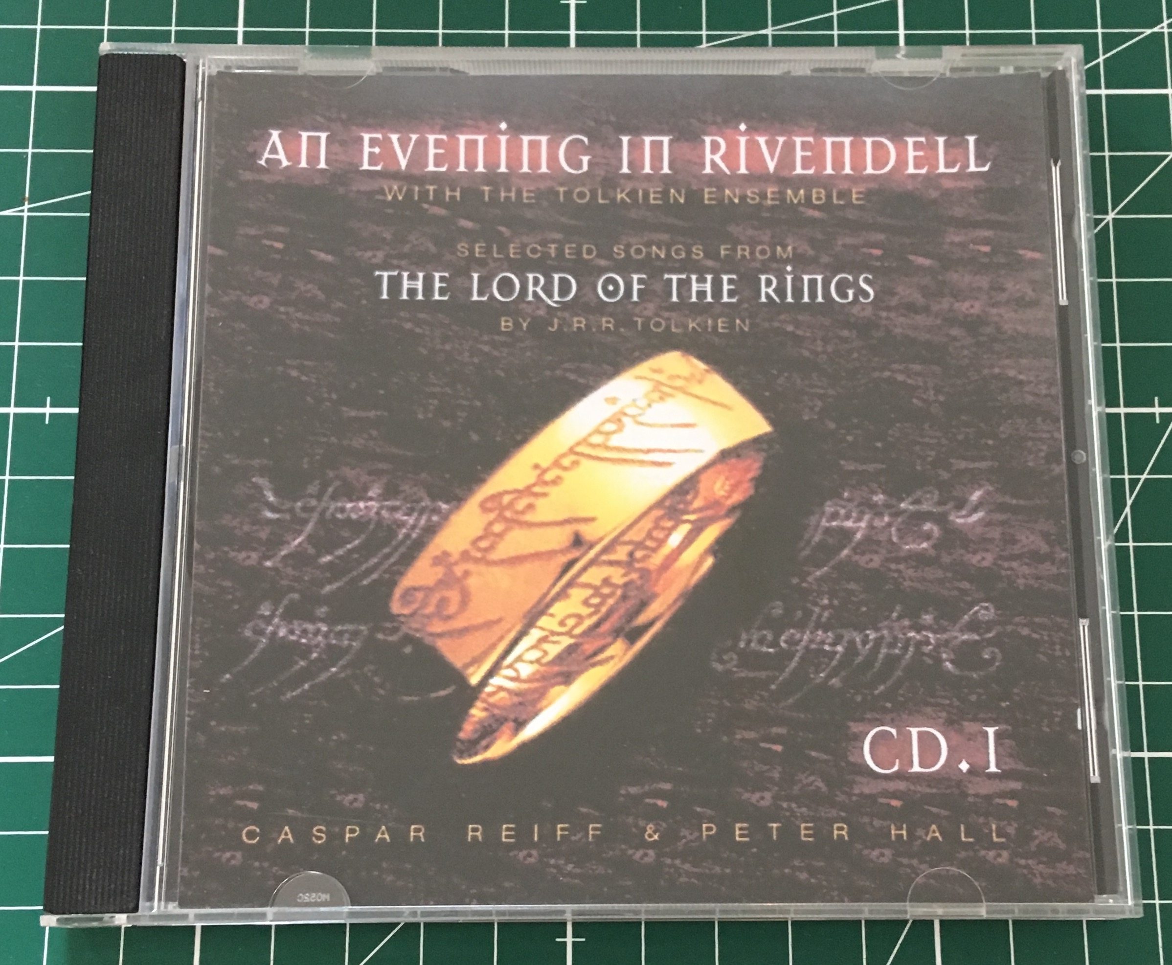 CD The Lord of the Rings-Songs kostenlos